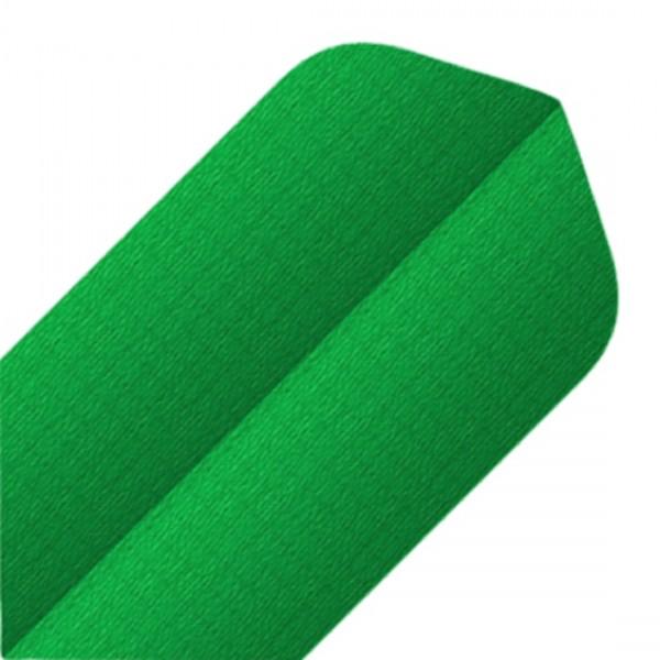 BULL'S 6-Pack Nylon Flights   Slim/Grün