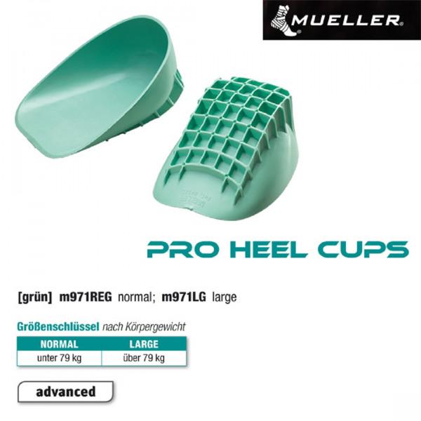 MUELLER Pro Heel Cups