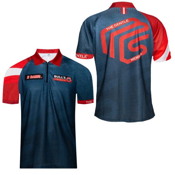 BULL'S Dart-Shirt Mensur Suljovic 2019 Edition