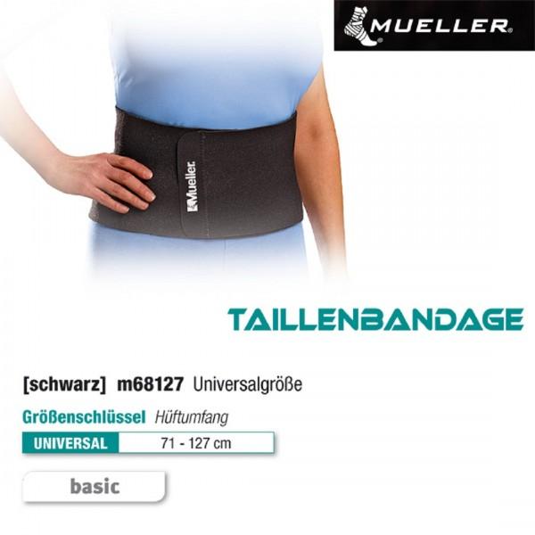 MUELLER Taillenbandage   Universal