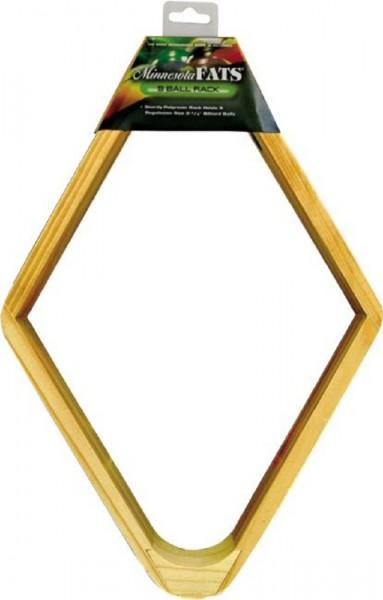 MF Rhombus-Pool Triangel Rhombus Holz | 57.2 mm