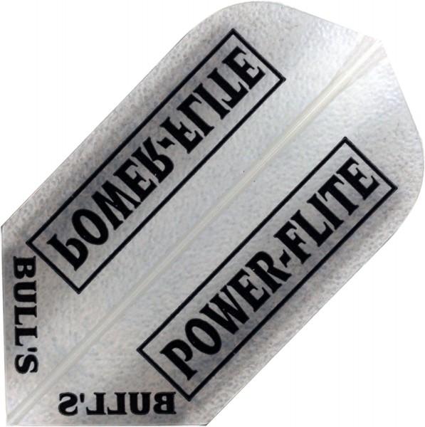 BULL'S 6-Pack Powerflite | Slim/Weiß