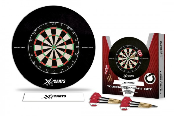XQ-Max Bristle Dart Board Set