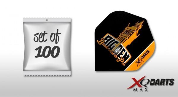 XQ Max Benito van de Pas Flights | Standard A