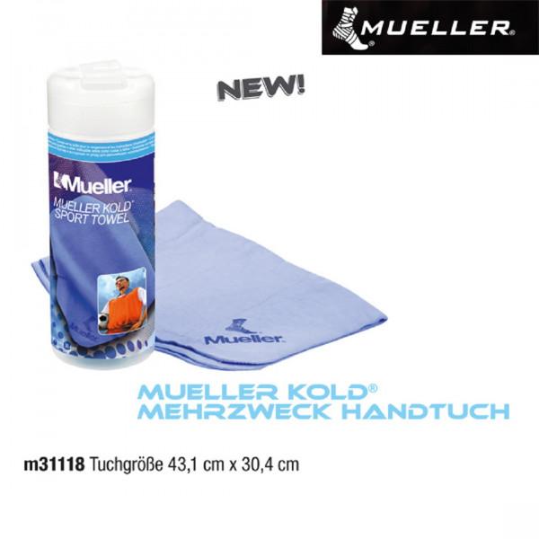 MUELLER Kold Mehrzweck Handtuch | 43,1x30,4