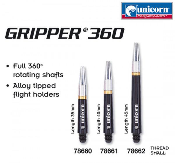 Unicorn Gripper 360 Shaft