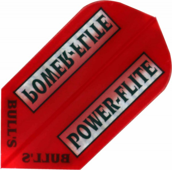 BULL'S 6-Pack Powerflite | Slim/Rot