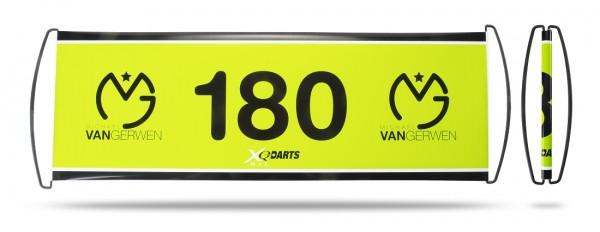 "XQ-Max Michael van Gerwen ""180 Fun Banner"""