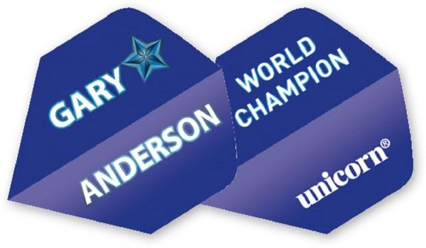 Unicorn Authentic 100 Gary Anderson Flights | Big Wing