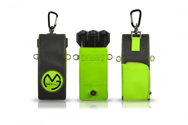 XQ-MAX Darts Etui | grün