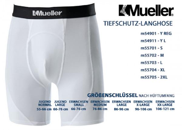 MUELLER Tiefschutz-Langhose