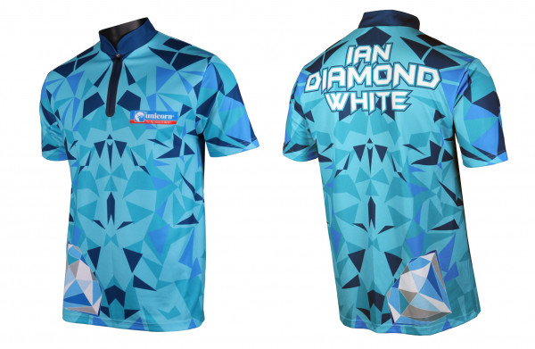 Unicorn Team Dart Shirt Ian White