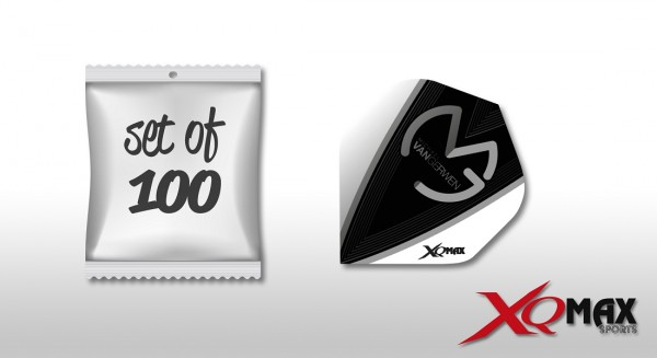 XQ Max Michael van Gerwen Flights   Standard A