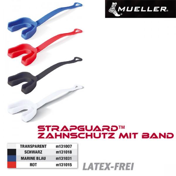 MUELLER Strapguard Zahnschutz mit Band