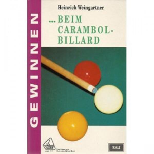 Buch: Gewinnen beim Carambol-Billiard
