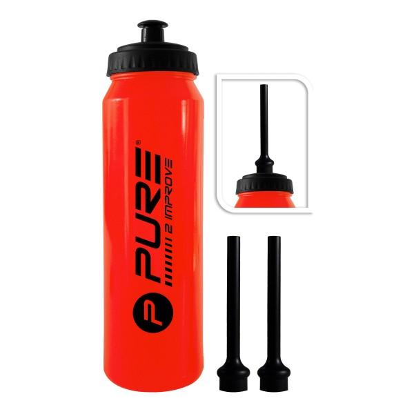 Pure 2 Improve Trinkflasche inkl. 2 Mundstücke