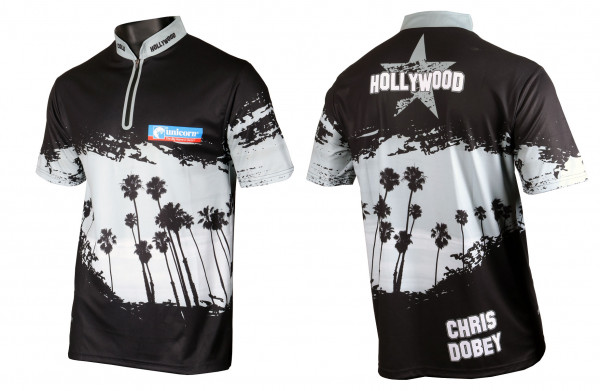 Unicorn Team Dart Shirt Chris Dobey