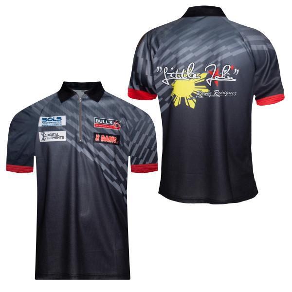 BULL'S Dart-Shirt Rowby-John Rodriguez 2020 Edition