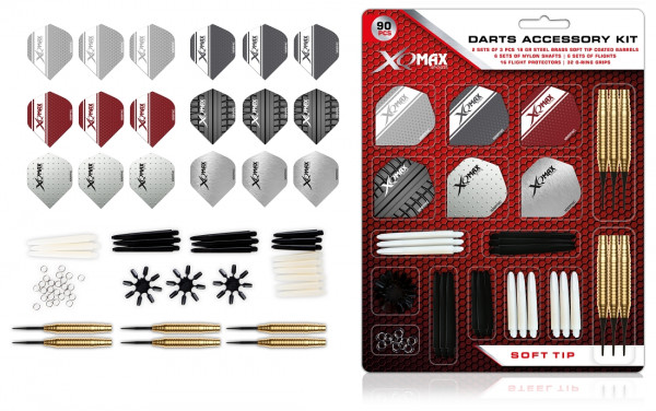 XQ-Max Dart Accessory Kit Softdart
