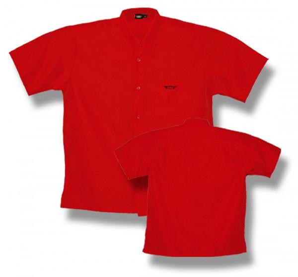 BULL'S Dartshirt Rot