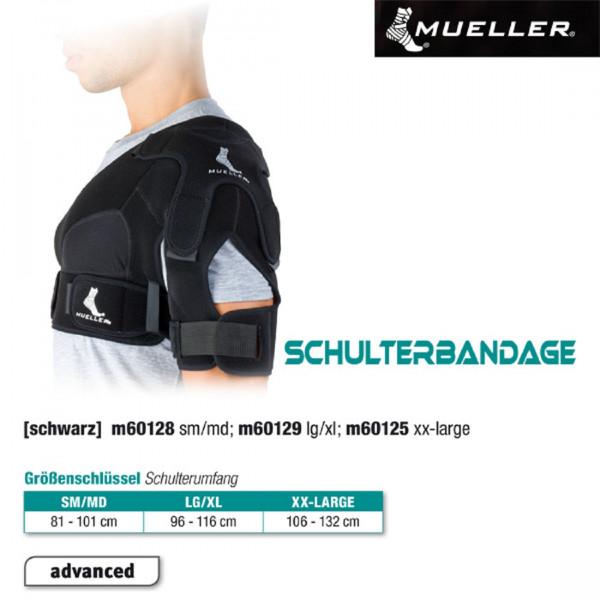 MUELLER Schulterbandage