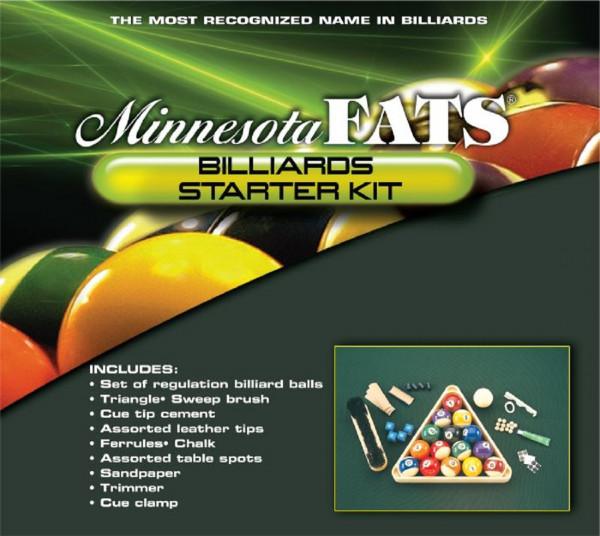 MF Billiards Starter Kit | 57,2 mm