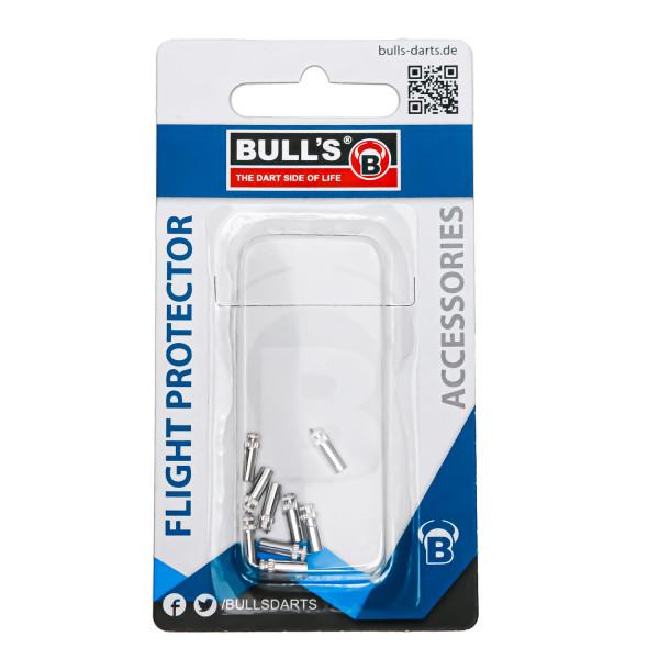BULL'S 3Pack Flightschoner Aluminium | silber