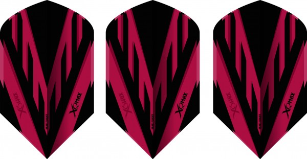 XQMax Design PVC Flight | Slim