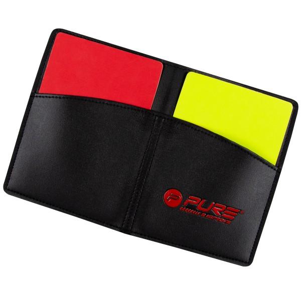 Original Pure 2 Improve Rote/Gelbe Karten Set