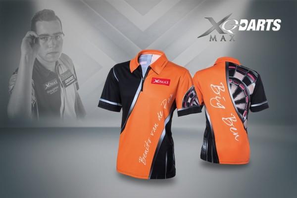 Benito van de Pas Replica Match Shirt