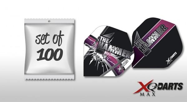XQ Max Andy Hamilton Flights | Standard A