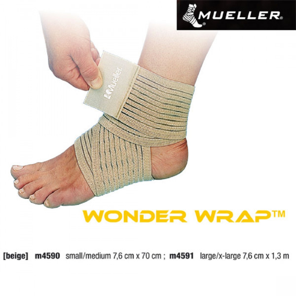 MUELLER Wonder Wrap in beige | S/M