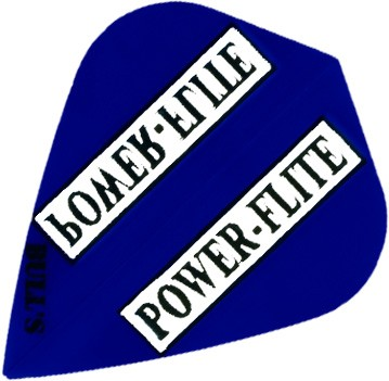 BULL'S 6-Pack Powerflite | Kite/Blau