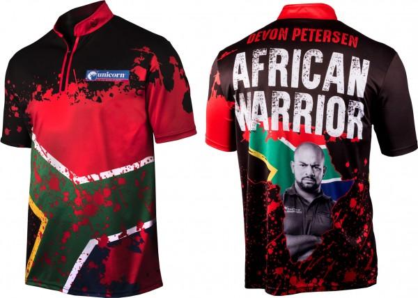 Unicorn Team Dart Shirt Devon Petersen