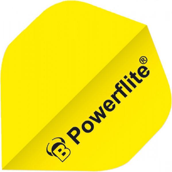 BULL'S 6-Pack Powerflite   A-Std/Gelb