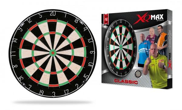 XQ-Max MvG Bristle Dart Board Classic