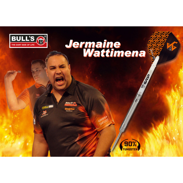BULL'S Poster Jermaine Wattimena