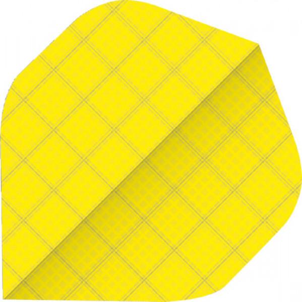 BULL'S 6-Pack Nylon Flights | A-Std/Gelb