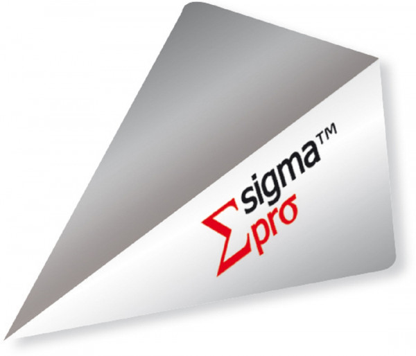Unicorn Sigma Pro Flights silber | Sigma