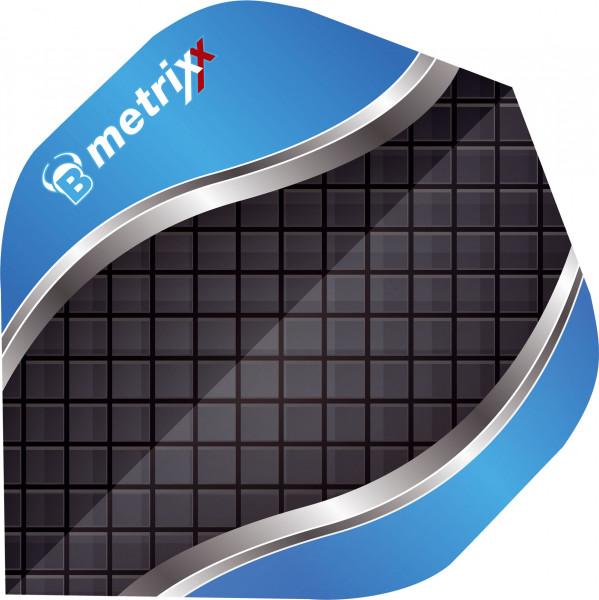 BULL'S 6-Pack Metrixx Flights | A-Std