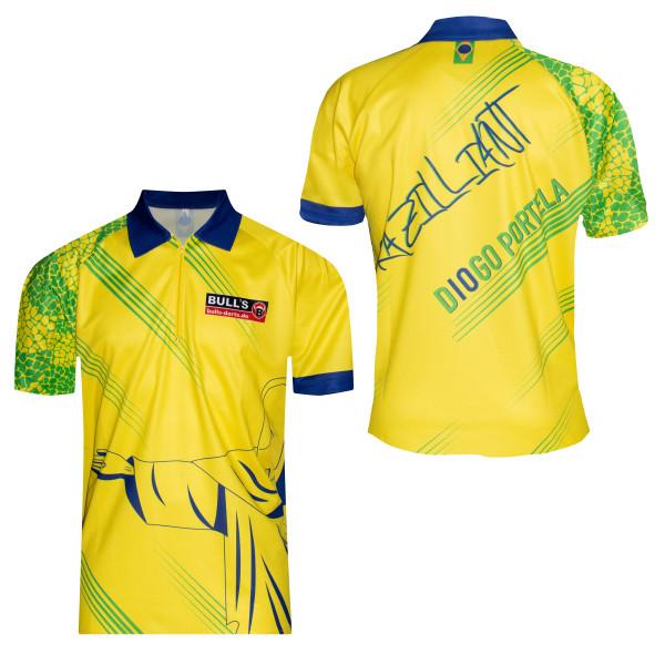 BULL'S Dart-Shirt Diogo Portela 2020 Edition