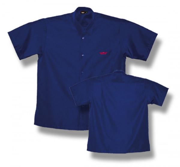 BULL'S Dartshirt Blau