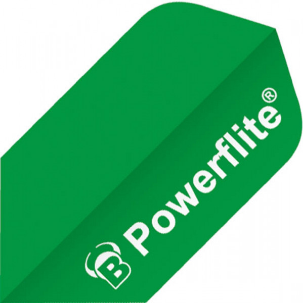 BULL'S 6-Pack Powerflite | Slim/Grün
