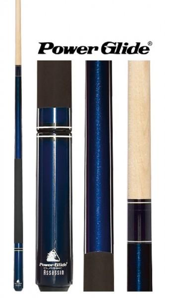 Powerglide Pool Queue Assasin blau | 144,8 cm