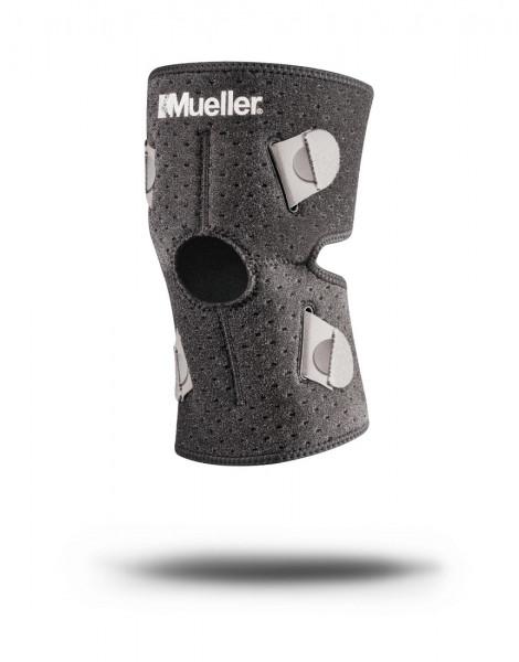 MUELLER'S Innovative Adjust-to-Fit verstellbare Kniebandage | Universal
