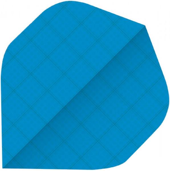 BULL'S 6-Pack Nylon Flights | A-Std/Blau