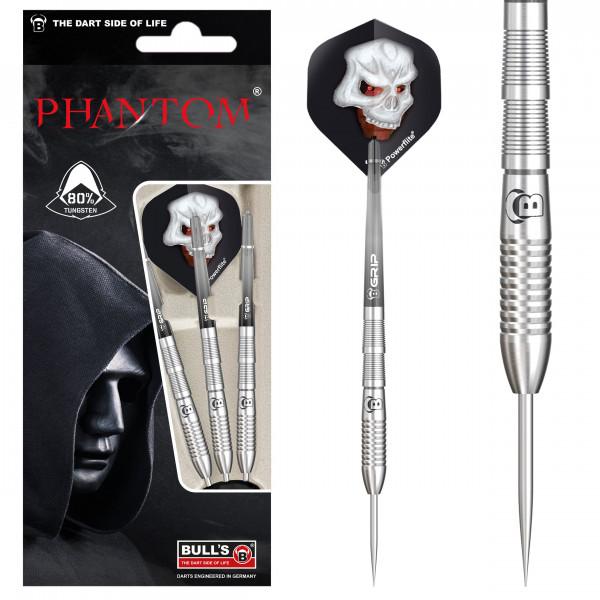 BULL'S Phantom PT4 Steel Dart