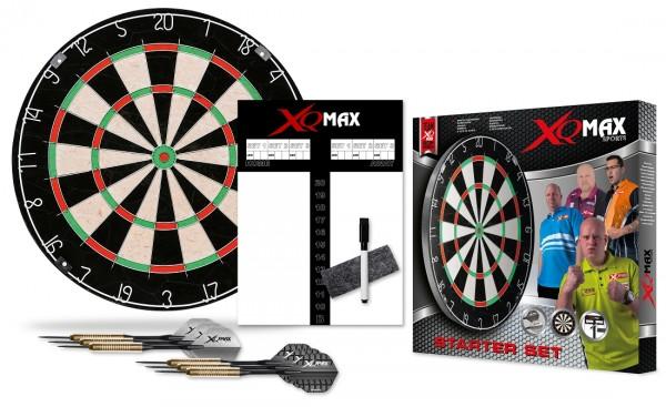 XQ-Max MvG Bristle Dart Board Classic Set